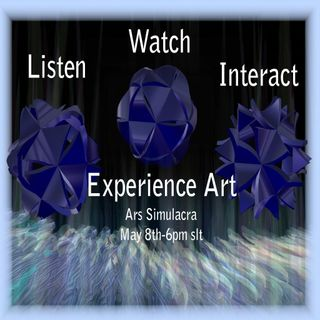Experience Art graphic