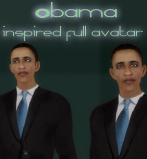 Obama avatar on xStreetSL