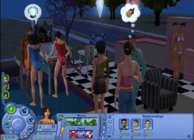 Sims 2 sex objects avatars