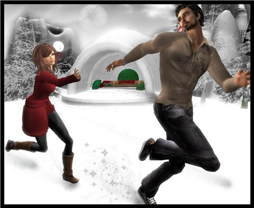 Musique Gable Snowball Fight