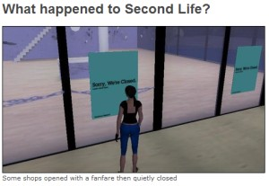 BBC Second Life article