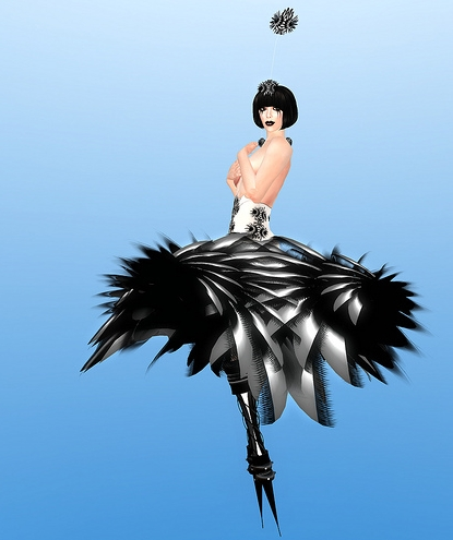 Eshi Otawara Second Life design