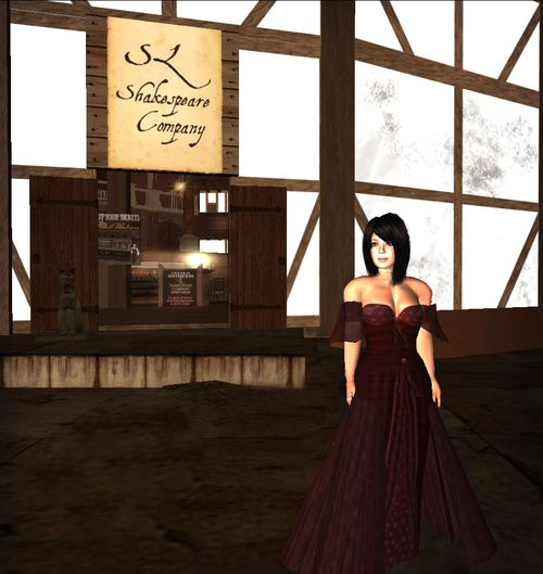 SL Shakespeare Company for NWN