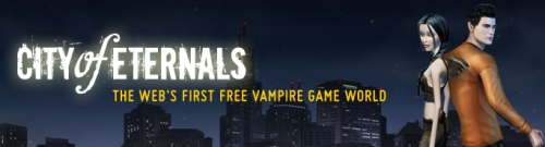 City of Eternals vampire MMO