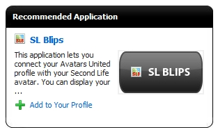 SL Blips on Avatars United
