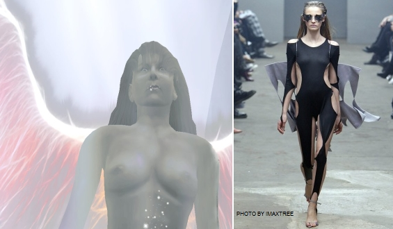 Sofie-Back in SL and RL fashion