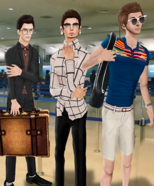 Second Life Hipsters