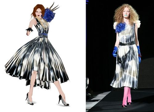 New World Notes European Fashion Designer Brings Her Line Into Second Life