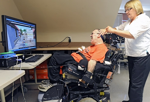 Second Life for disabled Philadelphia Inquirer