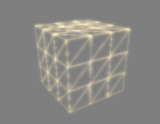 Basic Prim wireframe