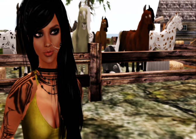 Second Life Gorean Cortez