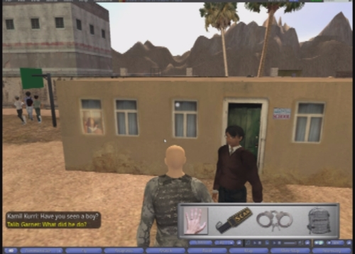 Second Life Checkpoint Exercise