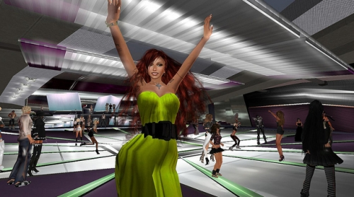 GOL 8 Second Life Club by rafeejewell