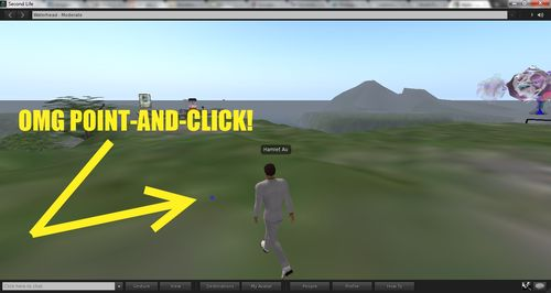 Second Life Basic Viewer