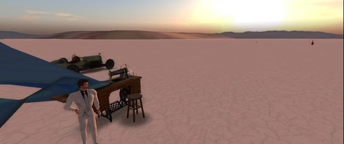AM Radio Second Life