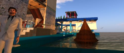Minoan Empire Second Life