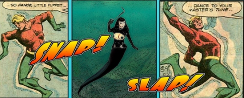 Aquaman Meets Second Life Mermaid Dominatrix