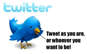 Twitter pseudonyms