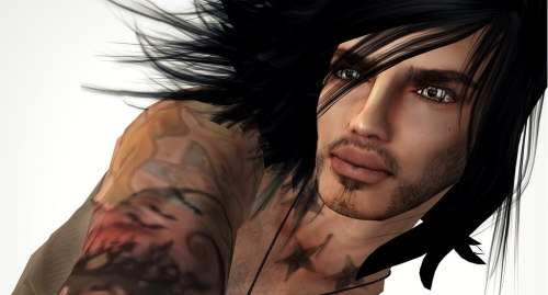 Second Life Male Style