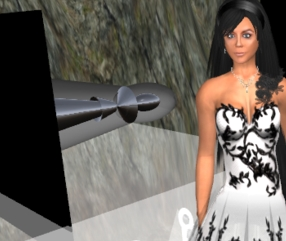 Shellina Winkler Second Life art