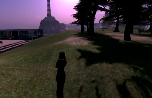 Secondlife Estate Region Level Windlight Control