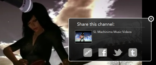 Cull SL Music Machinima Videos