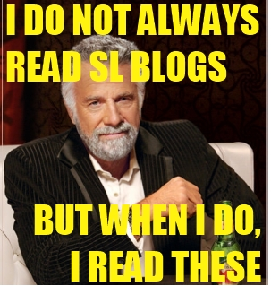 Favorite SL blogs