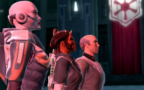 SWTOR Imperial Agent