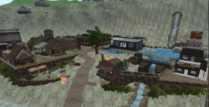 Firefly Second Life Washtown