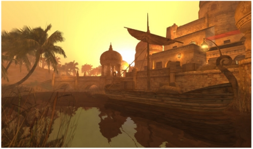 Kingdom of Sand roleplaying SL