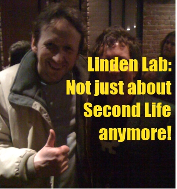 Linden Lab pivots from Second Life