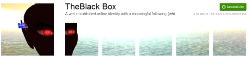 TheBlack Box Google Plus Profile