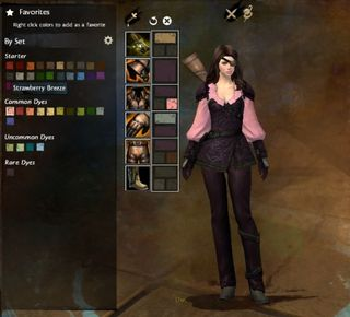Guild Wars 2 Dyeing
