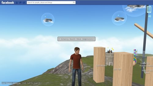New World Notes: Cloud Party Updates: Build Dynamic 3D