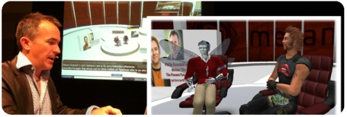 Tom Boellstorf virtual world academic