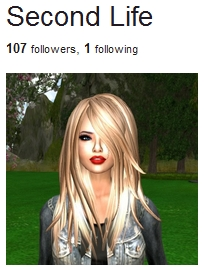 Second Life Pinterest