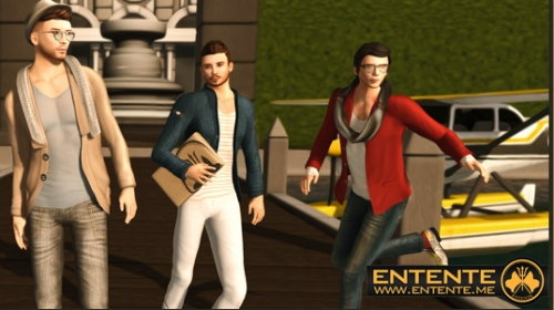 ENTENTE SL male fashion