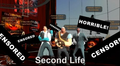 Second Life on Steam