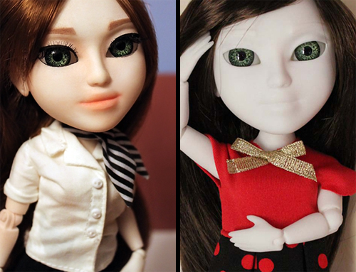 Makie Makeover Comparison