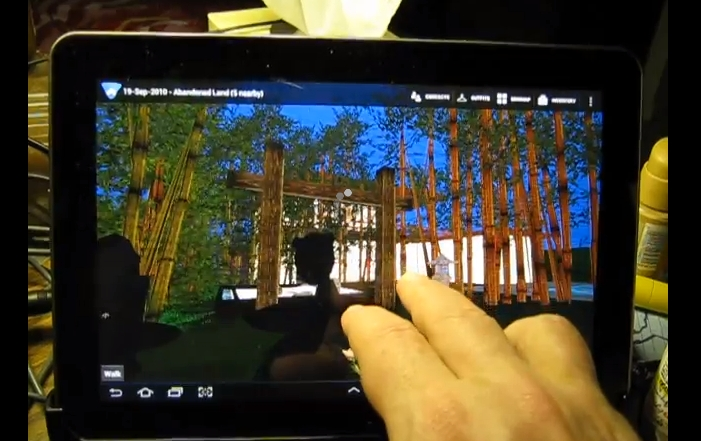 SL for Android tablet