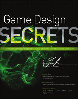 Game Design Secrets iOS Web Facebook