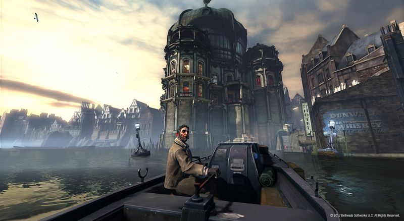Dishonored setting