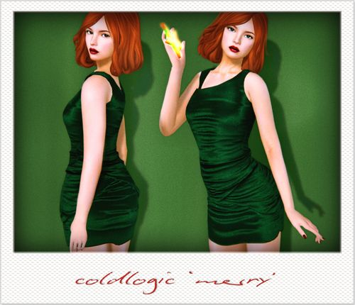 ColdLogic Holiday Dresses