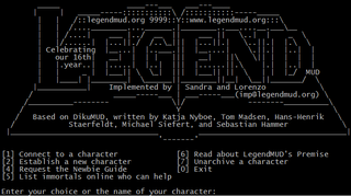 LegendMUD_login_screenshot