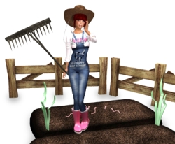 Farm Frenzy Second Life Farm game