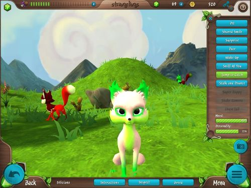 Image of: Play Iris Ophelias Ongoing Review Of Gaming And Virtual World Style Android Authority New World Notes Strangelings Debuts On Web And Ios Perfect Game