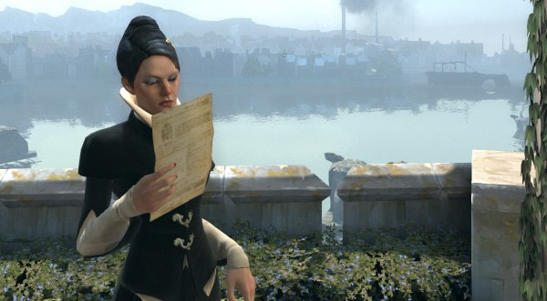 Dishonored Story
