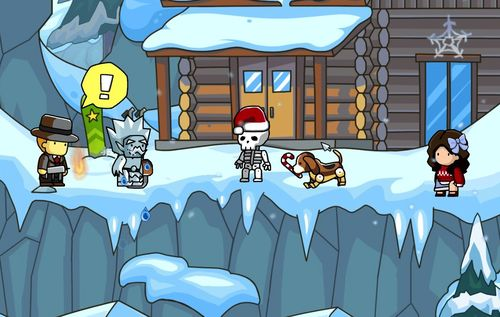 New World Notes: Scribblenauts Unlimited's Puzzles May Not