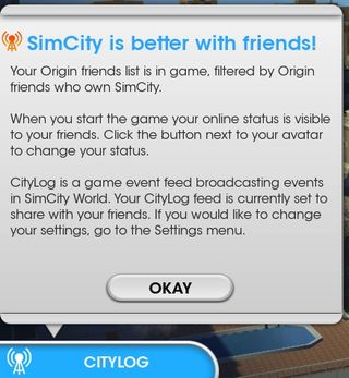 SimCity with friends