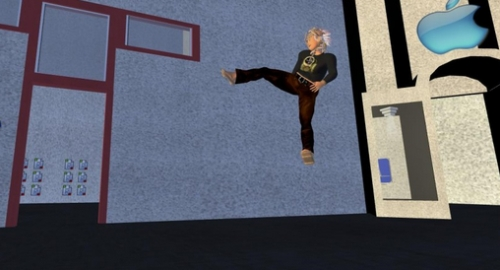 51 year old avatar likes to kick stretch and kick